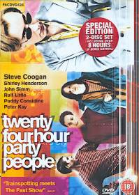 24 Hour Party People - 2xDVD