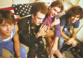 The Flaming Lips 1989
